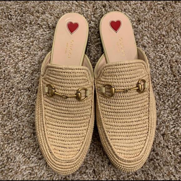 Gucci Shoes | Gucci Princeton Raffia